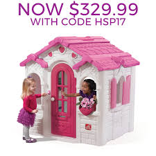 Step2 Princess Palace Twin Bed by Black Friday Toy Sale