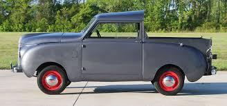 100 Crosley Truck Pintsize Postwar Pickup 1947 To Appear At
