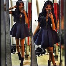 Dress Black Boho Corilynn Maxi Prom Red Lace Cute