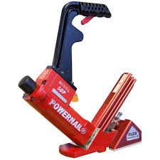 Bostitch Floor Stapler Problems by Powernail Pneumatic 18 Gauge Flex Hardwood Flooring Cleat Nailer