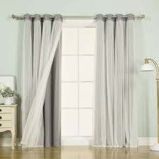 gray and silver curtains drapes joss main