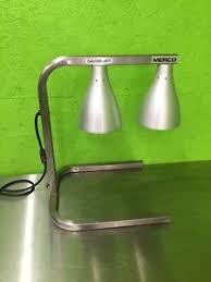 merco b 2 500 watt bulbs heat l food warmer commercial