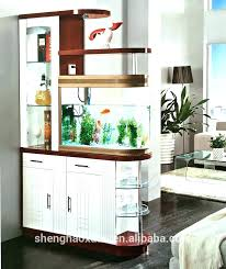Living Room Dining Divider Modern Cabinet Designs