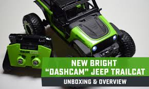 "First Impressions: New Bright's ""DashCam"" Jeep Trailcat R/C Crawler ... New Bright Rc Monster Jam Truck Grave Digger Toysrus 124 Ff Twin Pack Colors And Styles Rc Trucks Youtube Radio Control 18 Scale W Buy El Toro 115 40mhz Amazoncom Sf Hauler Set Car Carrier With Two Mini Walmartcom 110 24 Ghz Grave Digger Kids Toy"