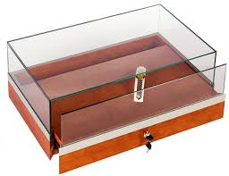 Image Of Portable Countertop Display Cases