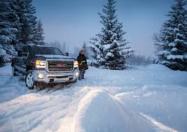 100 Trucks In Snow Top Five Huntin Fresh From The Factory The Fast Lane Truck