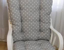 Rocking Chair Cushion Sets Uk by Rocking Chair Cushion Etsy