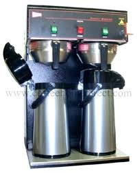 Hamilton Beach Double Coffee Maker Dual With Grinder Amazon