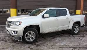 100 2015 Colorado Truck Test Drive Chevrolet Z71 Crew Cab The Daily Drive