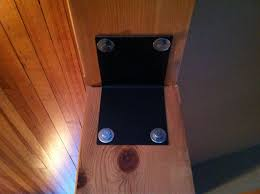 Black Decorative Joist Hangers by Custom Decorative Metal Brackets The Little Things Pinterest
