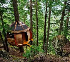 100 Whistler Tree House The Hemloft House Canada Treehousemovement