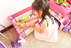 DIY Baby Doll Crib Bedding set