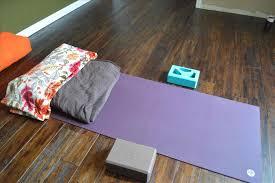 Busting Poses The Mini Retreat A Saturday Workshop In San Restorative Yoga Props