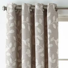 Jc Penney Curtains With Grommets by Jcpenney Home Quinn Leaf Grommet Top Curtain Panel Jcpenney