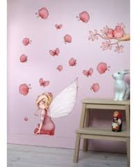 deco fee chambre fille décor chambre bébé et enfant decoration murale et stickers