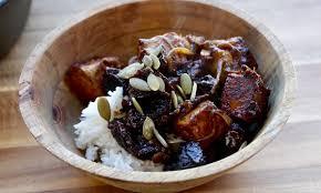 la cuisine de jean tofu prunes la cuisine de jean philippe veg dish