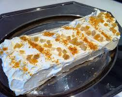 hervé cuisine buche marron bûche roulée aux marrons oranges et figues envie de cuisiner