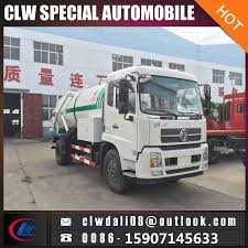China Dongfeng 4*2 9000L Cleaning Sewage And Fecal Suction Truck For ...