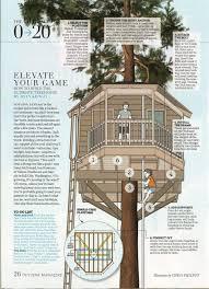 100 Modern Tree House Plans Floor Plan