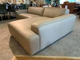 sofa echt leder wohnzimmer mit elektrischem sitzvorzug natura