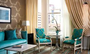 Teal Living Room Walls by Black And Turquoise Living Room Beige White Striped Fabric Sofa