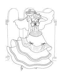 The Wedding Dresses Princess Coloring Sheet To Print