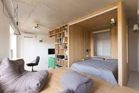 Images Small Studio Apartment Floor Plans by Small Studio Apartment 50 Square Meters Includes