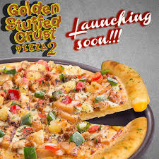 100 Golden Crust Is Our Stuffed Pizza Your Pizza Hut