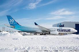 air transat nantes montreal air transat la compagnie nord américaine la plus respectueuse de