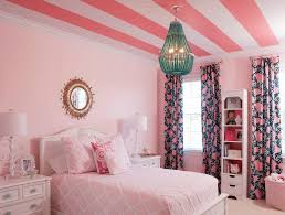 light pink sheer with pink wall traditional and traditional