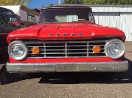 Beth's 1966 Dodge D100 Pickup   Fast Freddies Rod Shop