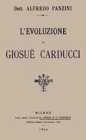 The Project Gutenberg EBook Of Levoluzione Di Giosue Carducci By
