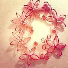 How To Make Origami Paper Craft Wall Decoration Step By Tutorial