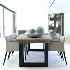 Dining Room Set 8 Chairs Contemporary Sets Upholstered Modern Metal Ideas
