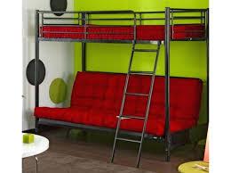 mezzanine canapé canape lit superpose lit mezzanine canape studio coquet avec