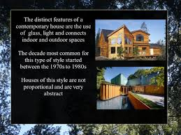 100 Contemporary Houses Style By Mark Brooks The Distinct Features Of