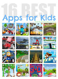 16 Apps For Kids