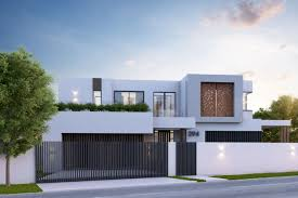 100 Cubic House Modern Double Storey Cubic House Designed By L8 Studio