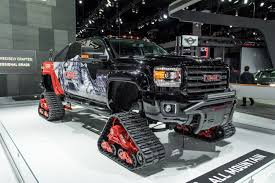 100 Gmc Concept Truck GMC Unveils The Sierra All Mountain GM Authority