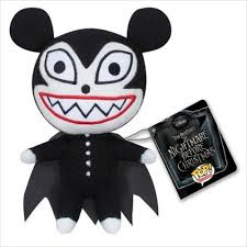 Disney Store Scares Up An by Disney Nightmare Before Christmas Funko Pop Plushies Scary Teddy