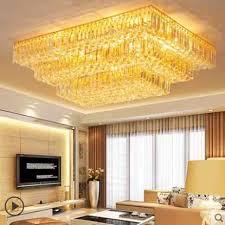 wohnzimmer scheinwerfer rechteckige kristall le atmosphäre einfache moderne fernbedienung farbwechsel led haushalts le