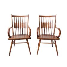 Antique Windsor Style Chairs Two Barrel Back Arm 1 X – Guitarprotabs