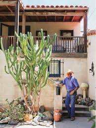 The man behind Moorten Botanical Garden