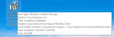 Cites Help Desk Contact by Vpn Cisco Anyconnect Installation Instructions For Windows 7 8 10