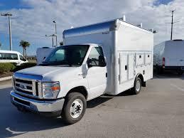 100 Spartan Truck Body E350 Utility Service S For Sale