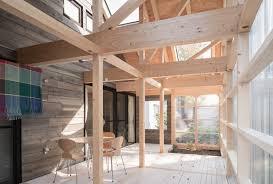 100 Small House Japan Shinkawa In By Yoshichika Takagi Mimics The