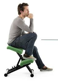 Ergonomic Kneeling Office Chair With Back by Ergonomic Kneeling Desk Chair D32 About Remodel Stylish Interior