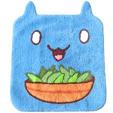 Catbug Rug An Adorable Fuzzy Plush To Snurfle And Squeeze