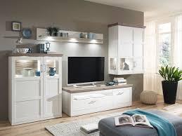 ideal möbel wohnwand bana kombination 33 4 teilig