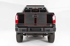 Premium Rear Bumper - Aftermarket Truck Accessories Ford Svt Raptor Aftermarket Performance Parts Bumpers 2019 Ranger And Forum 5th Truck Bumpers Cluding Freightliner Volvo Peterbilt Kenworth Kw Reunel Aftermarket Bumper Winch Dodge Diesel Chrome Truck Motor City Clfb15 Black Front Bumper Guard Amp Research Official Home Of Powerstep Bedstep Bedstep2 Semi Amazing Custom Grill 2005 2015 Toyota Tacoma Stealth Trucks Ideas Lets See Some Aftermarketcustom For Ram 2500 Show Accsories Buckstop Truckware